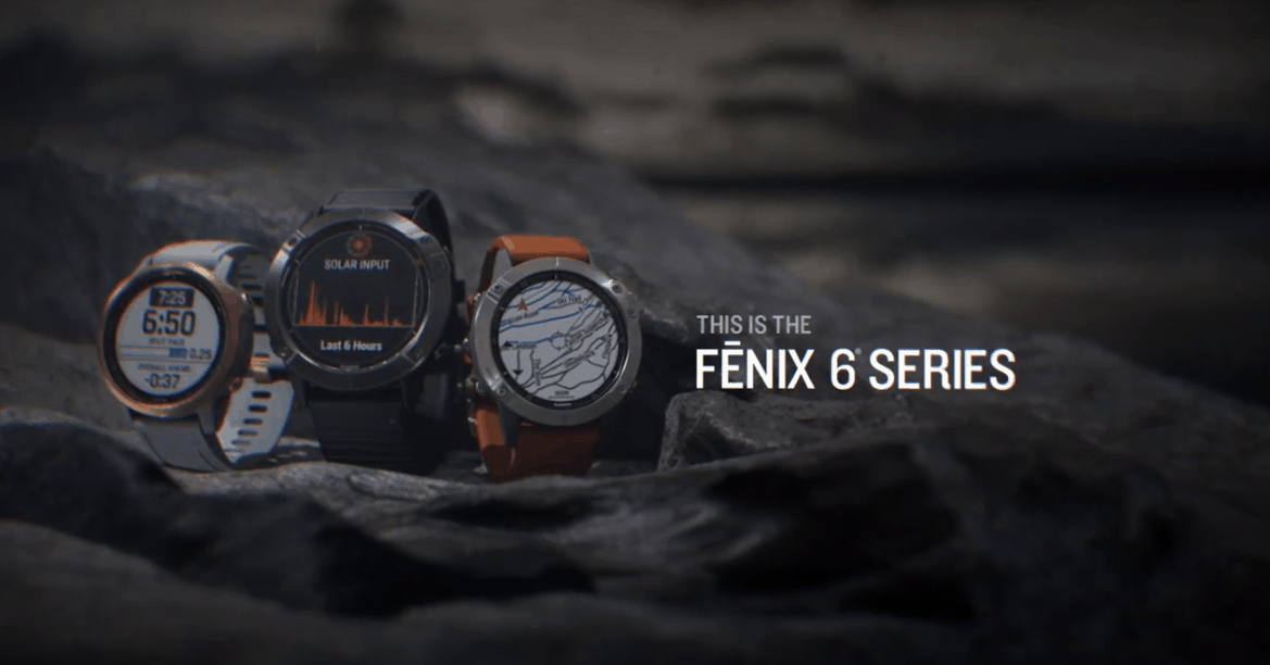 Photo of Garmin officially announce the Fenix 6 series including 6X Pro Solar