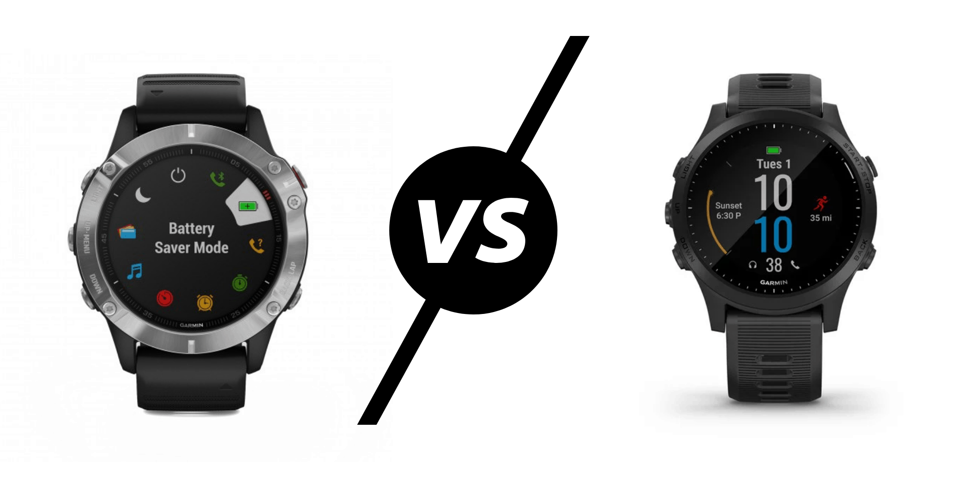 Photo of Is the Garmin Fenix 6 worth it over the Forerunner 945?