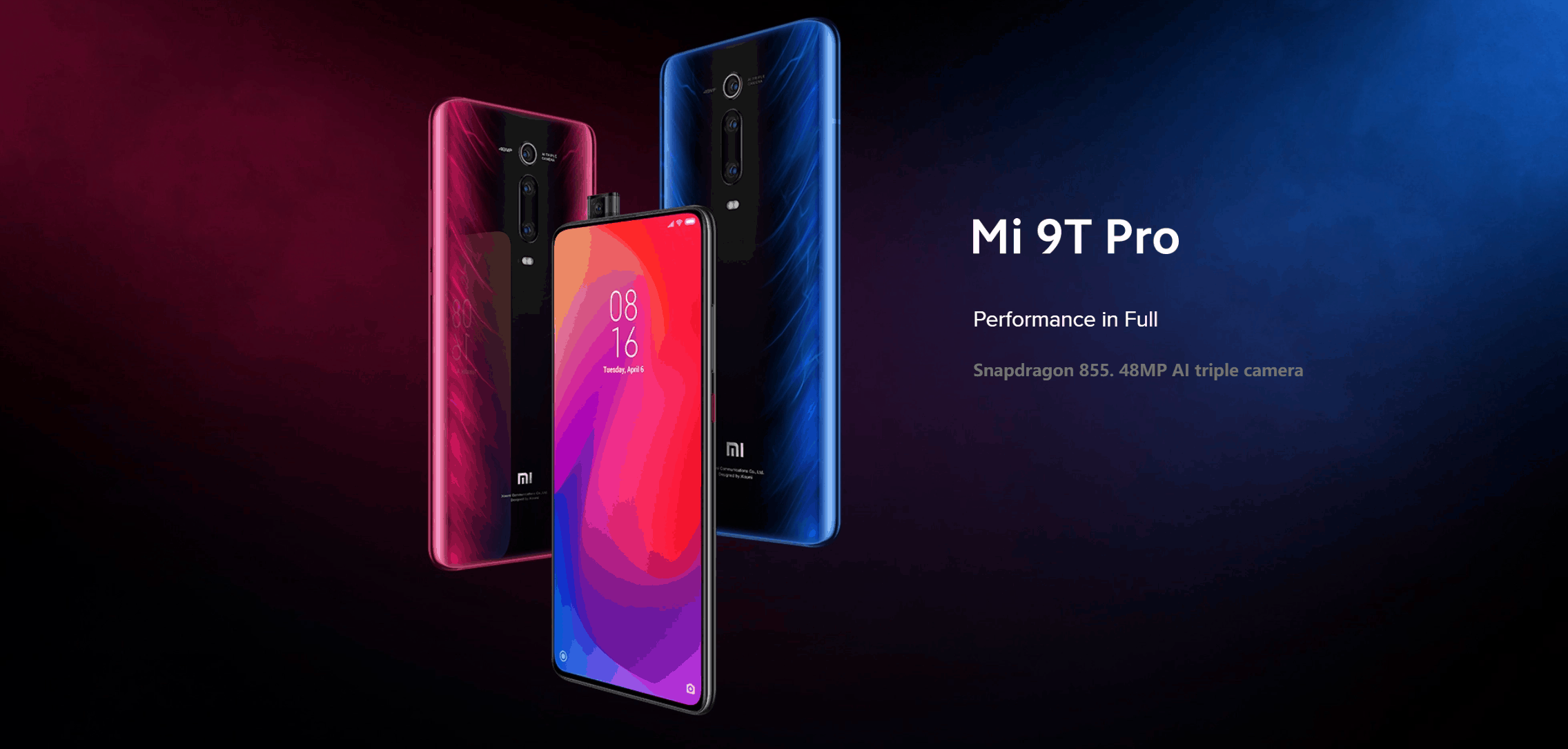 Photo of Xiaomi Mi 9T Pro is officially launching. Pre-order for €399.00/£364 from Amazon.es