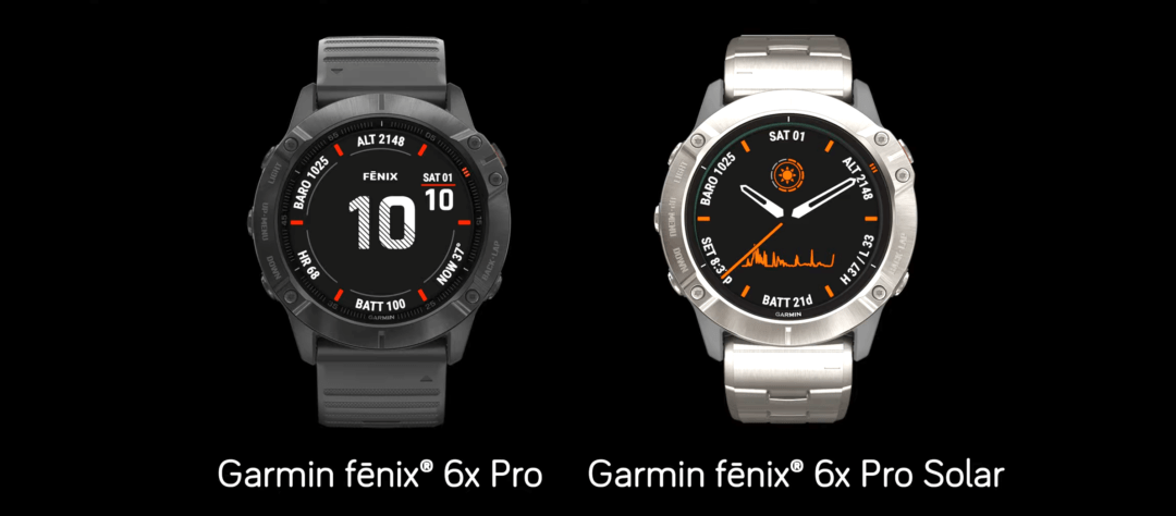 Photo of Garmin Fenix 6 Series Leaked includes Pro model and 6x Pro Solar