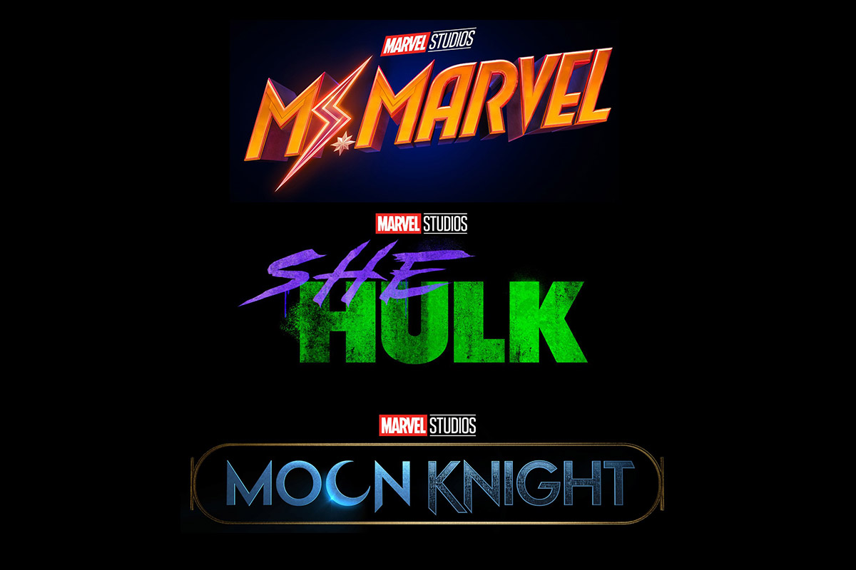 Photo of Ms. Marvel, She-Hulk, Moon Knight Marvel Disney+ Series Announced at D23 Expo
