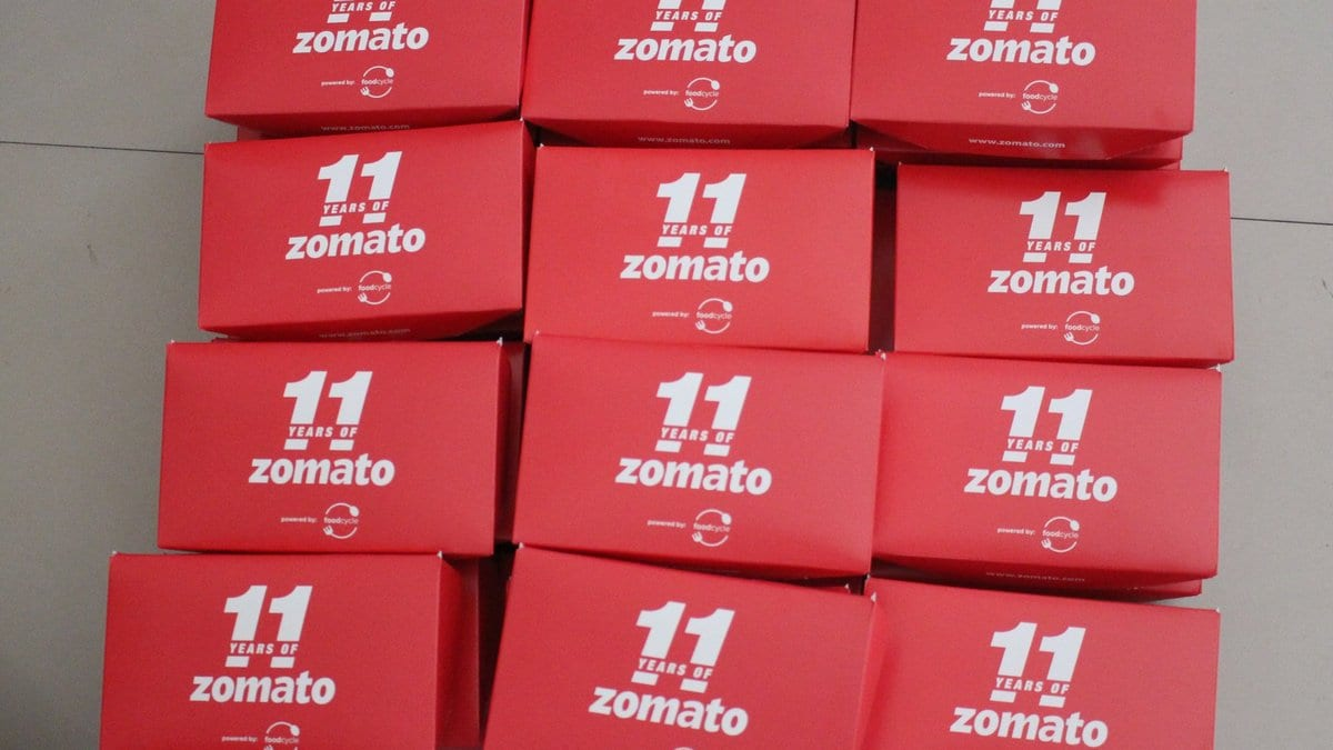 Photo of Zomato Determined to Add Gold Programme to Its Delivery Menu