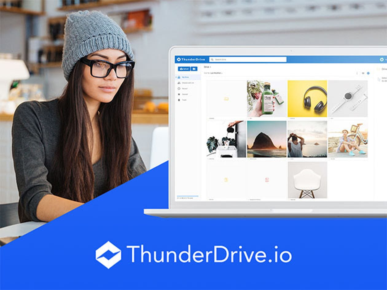 Photo of 95% off lifetime access to the world's most secure cloud storage service