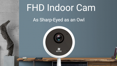 Photo of Ezviz C1C 1080P Indoor Smart Security Camera Review