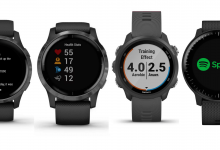 Photo of Garmin Vivoactive 4, 4S & Venu vs Forerunner 245 vs Vivoactive 3