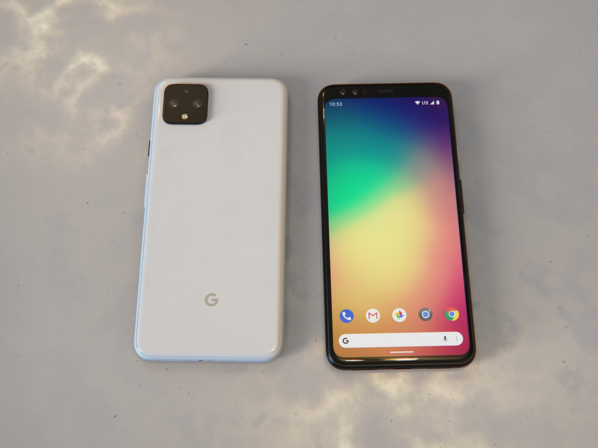 Photo of Google Pixel 4 XL early hands-on reveals thick bezels, thick sides