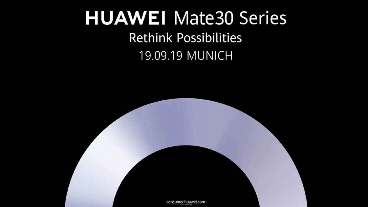 Photo of Huawei Mate 30 Pro Event, With or Without Google?! (video)