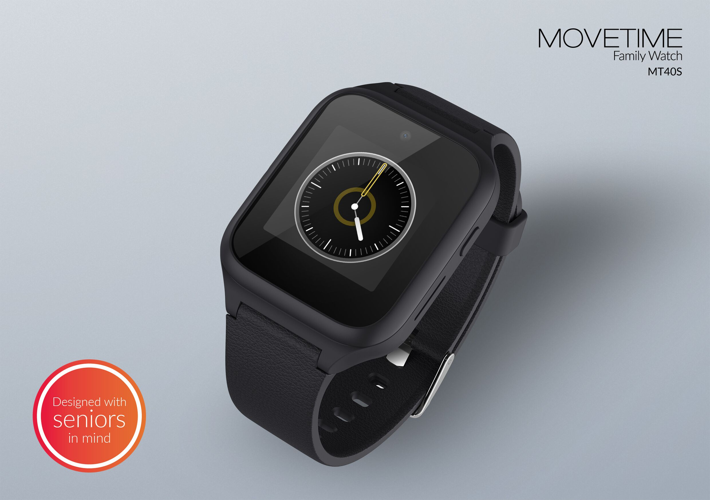 Photo of TCL MOVETIME is a 4G smartwatch for seniors