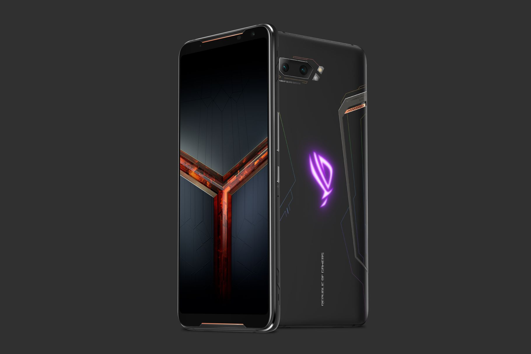 Photo of The ASUS ROG Phone II Ultimate Edition is insane, and crazy expensive