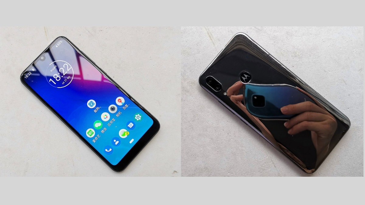 Photo of Moto E6 Plus Leaks Online in Hands-On Images, Key Details Tipped
