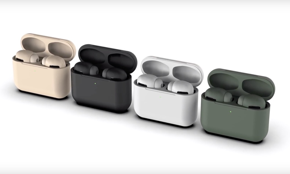 Photo of AirPods Pro to come in eight colors, going on sale this week