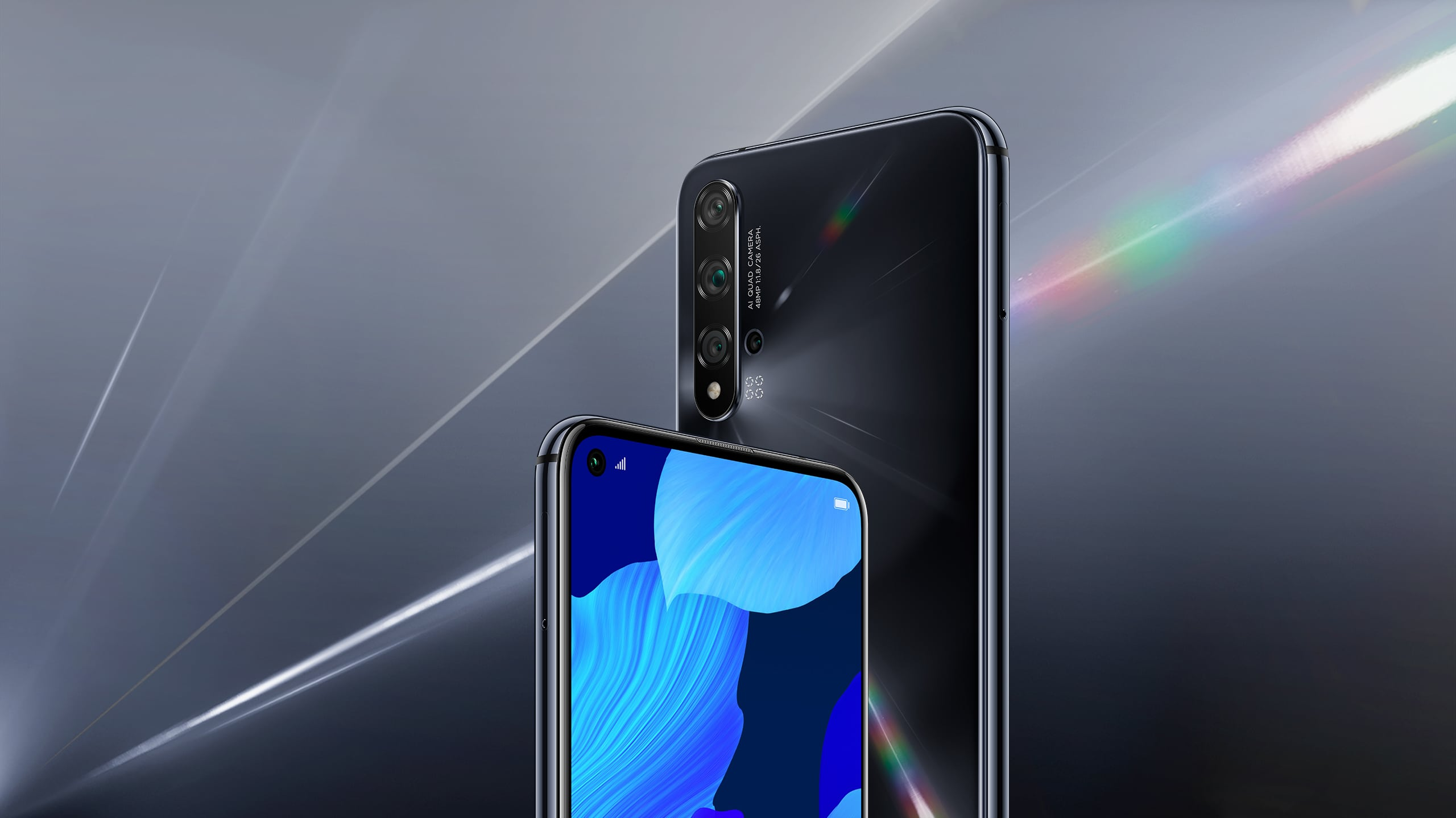 Photo of Huawei Nova 5T comes to the UK in November offering near-flagship specs at an affordable price AND with Google Apps