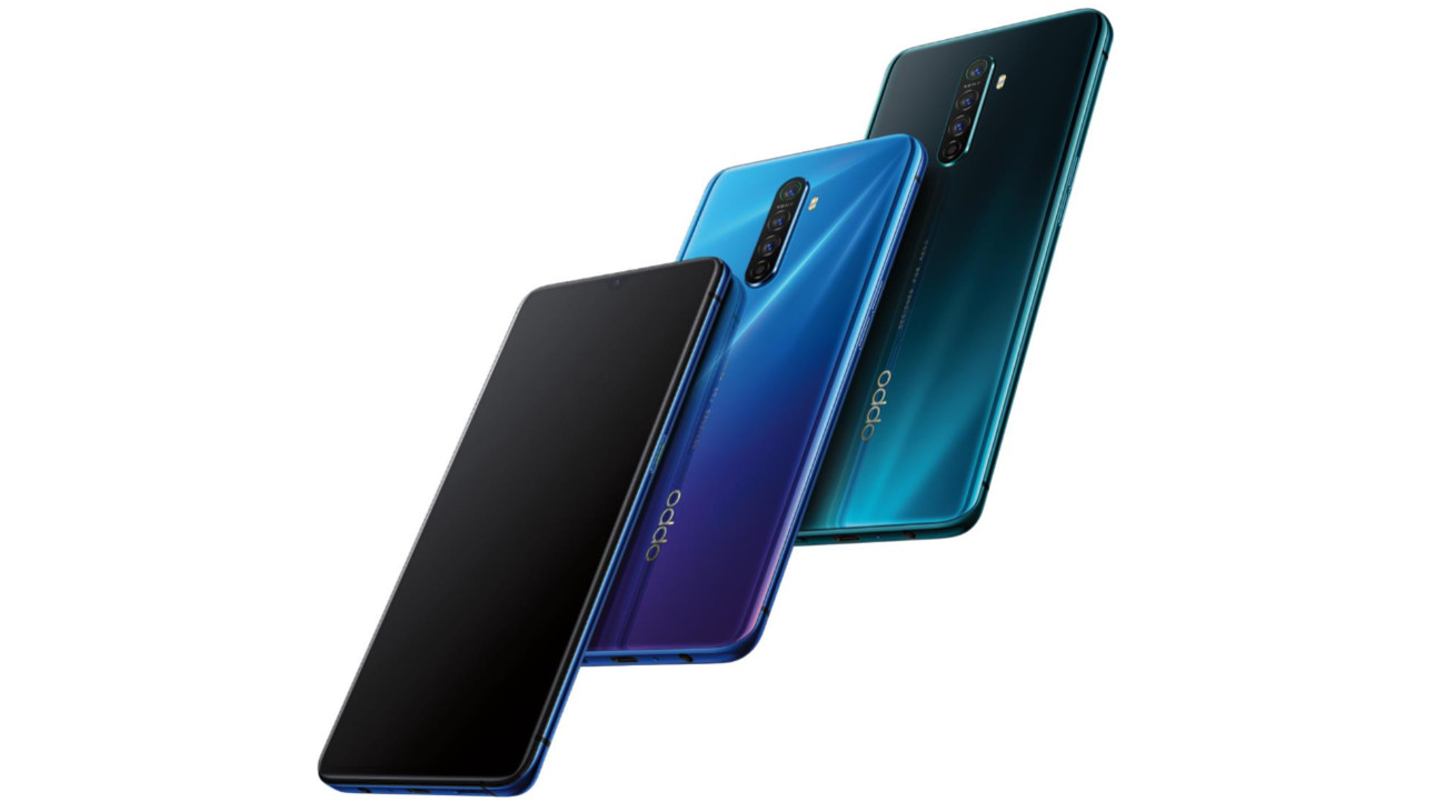 Photo of OPPO Reno Ace official with SD855+, 4 cameras, 65W fast charging