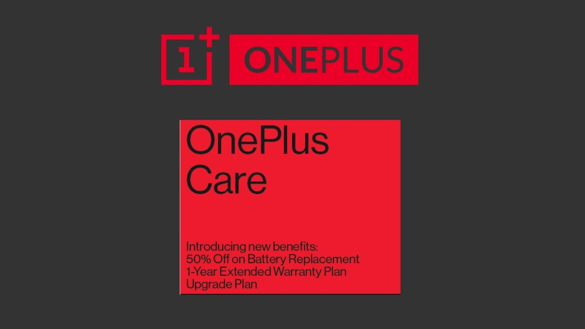 Photo of OnePlus Care Programme With Free 1-Year Extended Warranty, Upgrade Plans, and More Launched in India