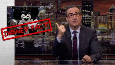 Photo of Hotstar Censors Disney Jokes in Last Week Tonight with John Oliver