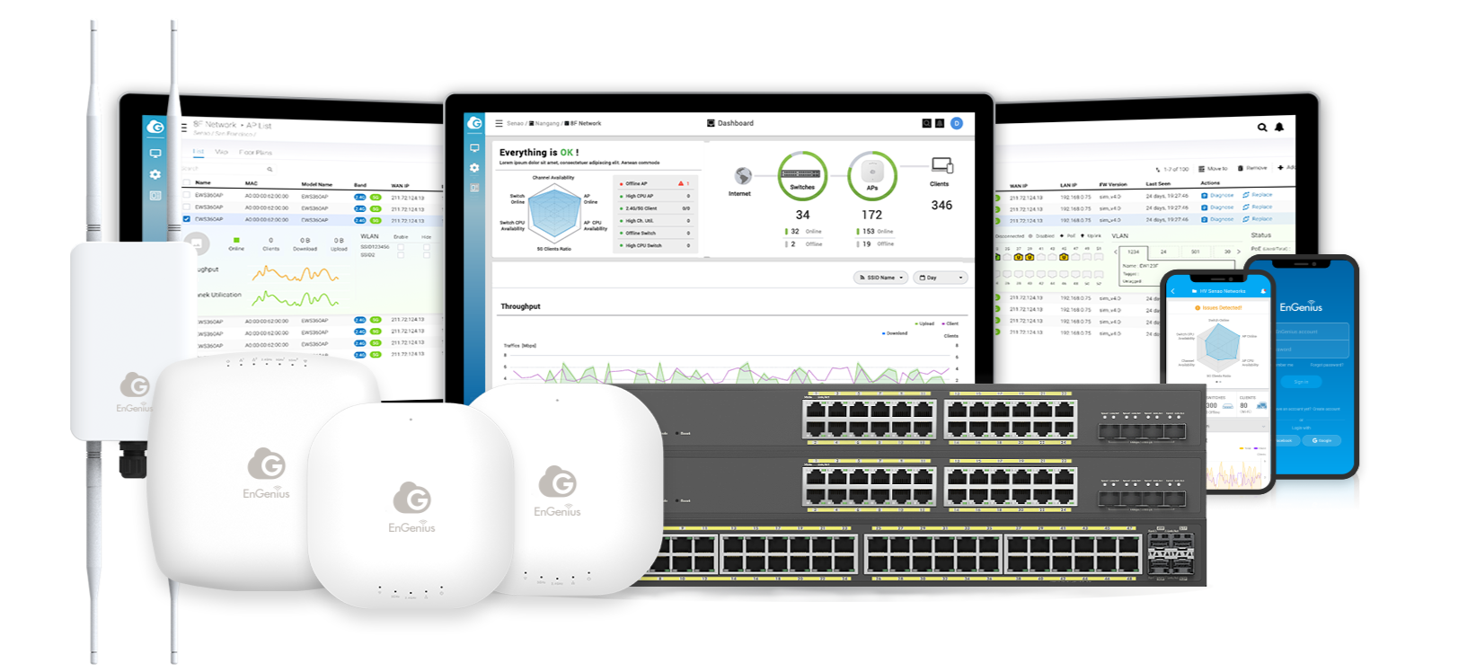 Photo of Engenius Cloud Review with ECS1008P POE Switch & ECW120 Access Point– Cloud-managed hardware with no subscription costs or cloud key