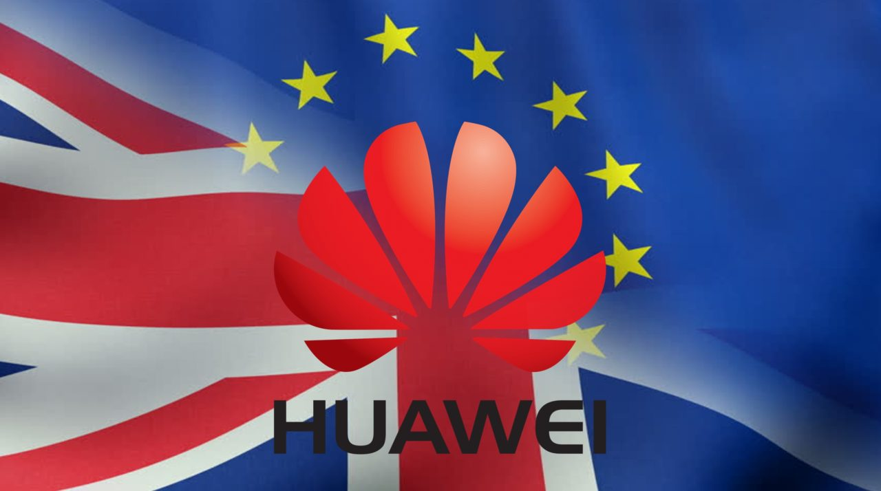 Photo of The UK and the UE won't ban Huawei, against warnings from the US