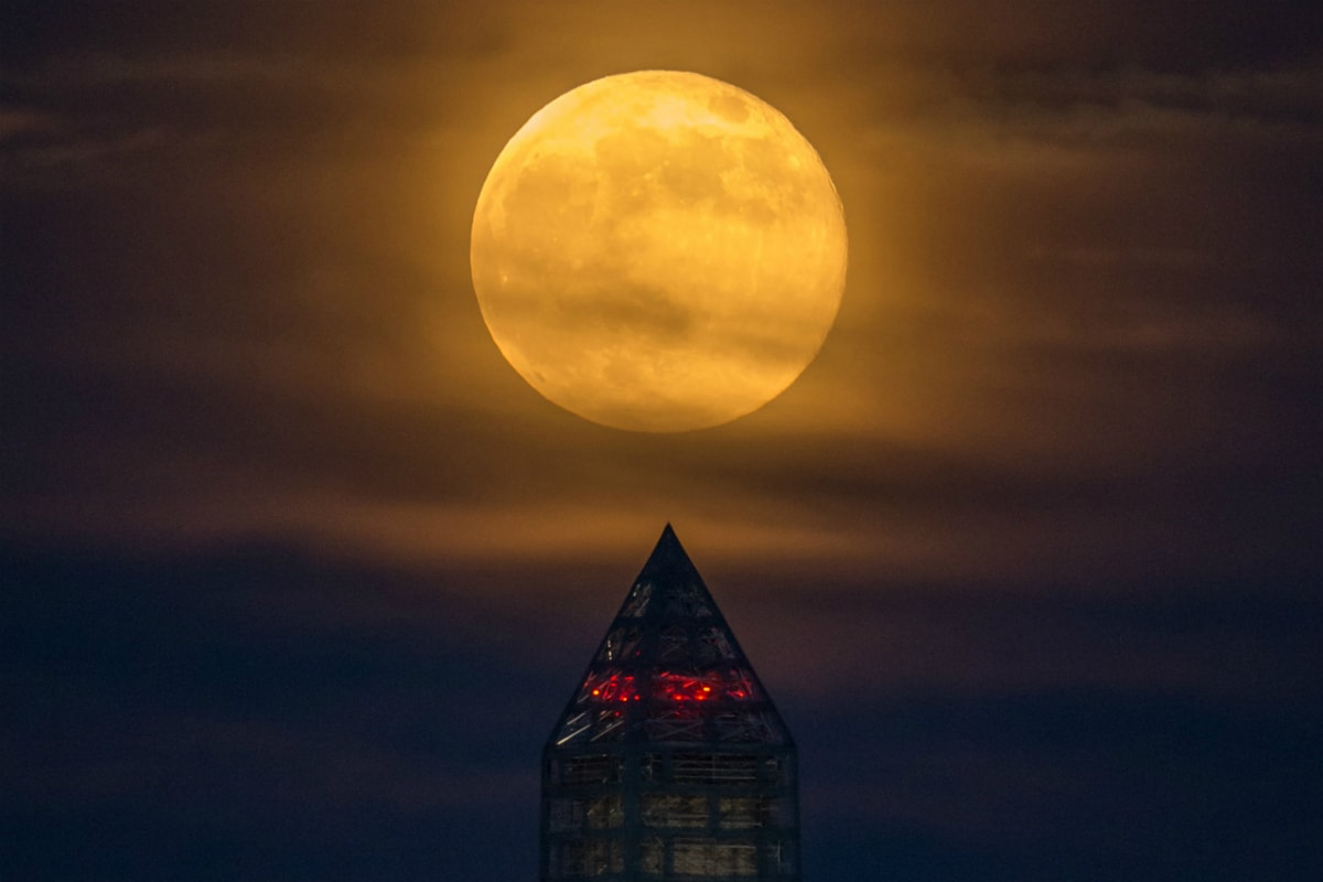 Photo of March Supermoon 2020: What Is It, Timings, and How Can You Watch the Worm Moon Live?
