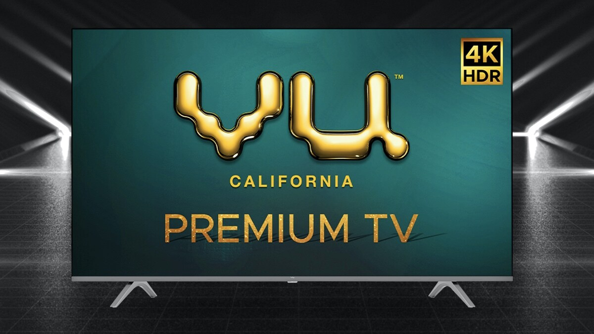 Photo of Vu Premium 4K TV Range Launched in India, Priced at Rs. 24,999 Onwards