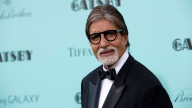 Photo of Amitabh Bachchan to Be Alexa's First Indian Celebrity Voice