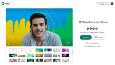 Photo of Google Meeting is Getting Custom Backgrounds… Eventually