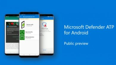Photo of Microsoft Brings Defender ATP to Android in Public Preview