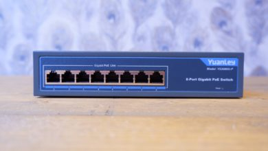 Photo of YuanLey 8 Port Gigabit 120W PoE Switch Review – The cheapest gigabit POE switch on the market is actually good (YS2080G-P)