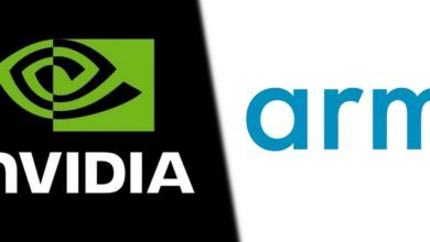 Photo of Nvidia is reportedly in advanced talks to buy semiconductor giant ARM