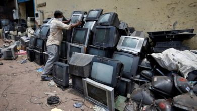 Photo of World's E-Waste 'Unsustainable', Says UN Report Citing China, India, and US