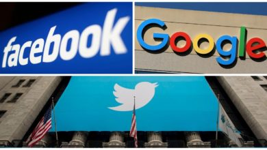 Photo of Facebook, YouTube, Twitter to Face Same EU Rules on Hateful Content as Broadcasters