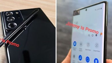 Photo of Samsung Galaxy Note 20 Ultra Alleged Live Images Surface Online, Periscope-Style Lens Tipped