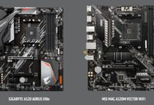 Photo of AMD A320 vs A520 vs B450 vs B550 Chipset Comparison – Is A520 worth it over the older similarly priced B450?