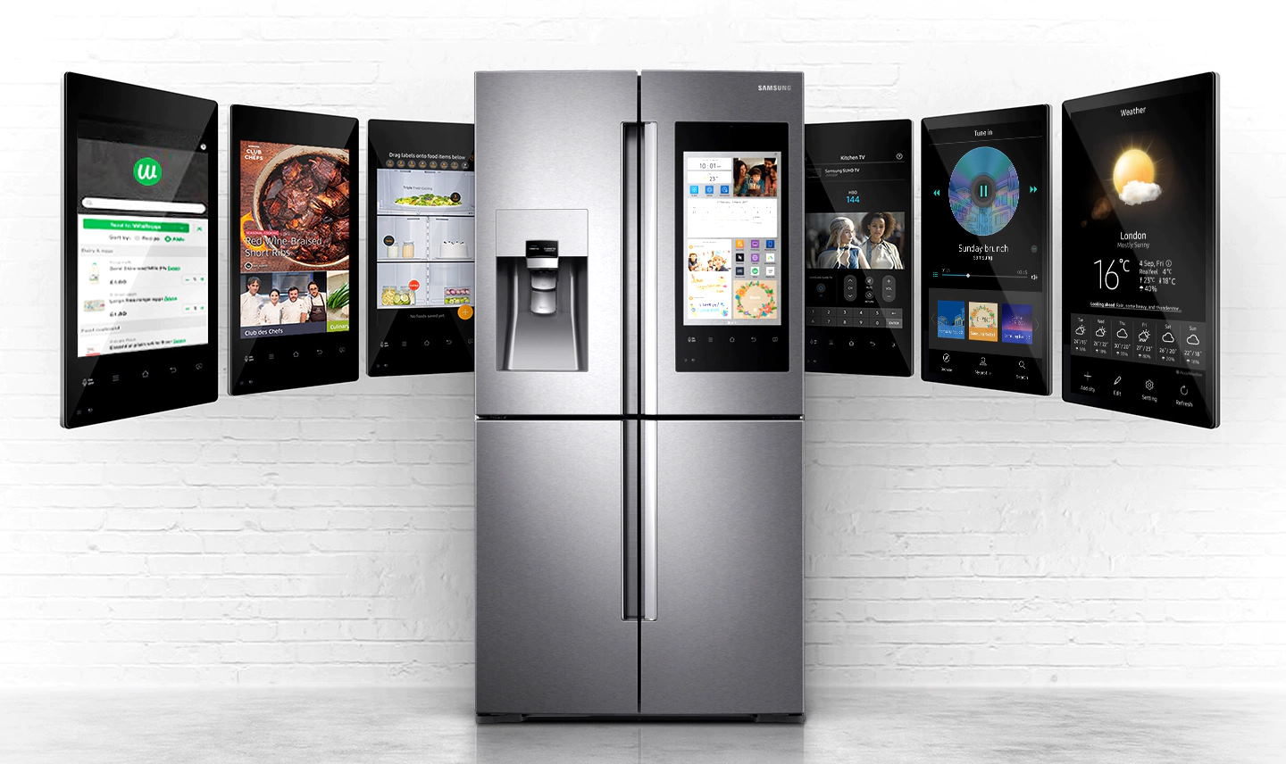 5 Cool Appliances For A Smart Kitchen Just Android
