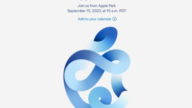 Photo of Apple Time Flies Event: Watch the livestream here