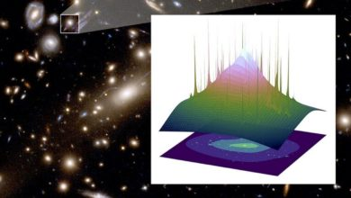 Photo of New Findings on Universe's Dark Matter Confound Scientists