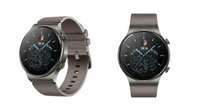 Photo of HUAWEI Watch GT 2 Pro debuts with 2-week battery life, 100+ workout modes