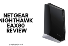 Photo of Netgear Nighthawk AX8 Wi-Fi 6 Mesh Extender Review (EAX80) – Smart roaming support allows you to keep your SSID