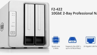 Photo of TerraMaster Launches F2-422 10GbE 2-Bay Professional NAS for just £320